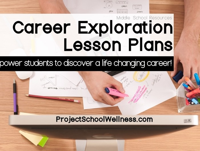 Career Exploration Lesson Plans, Health Lesson Plans, Career Day, Career Day Worksheets, Career Day Activities