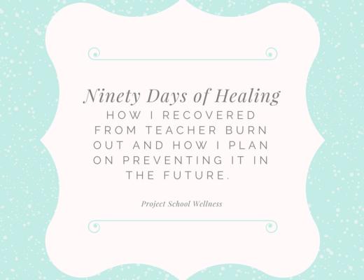 Ninety Days of Healing-