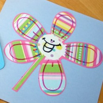 5 fun flower craft ideas