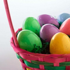 Healthy Options for Kids' Easter Baskets