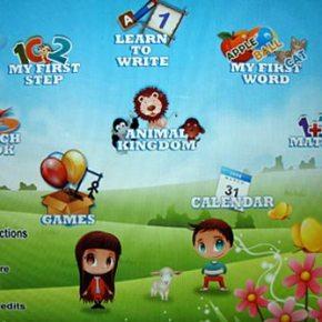 15 in 1 preschool iPad game
