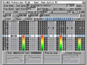 """OctaMED"" - The software that landed me my first job in music engineering."
