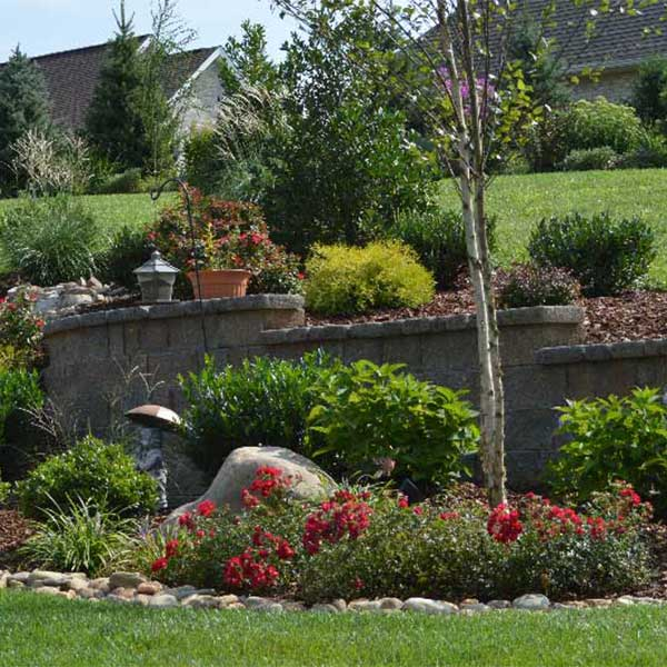 Retaining Wall Build and Design