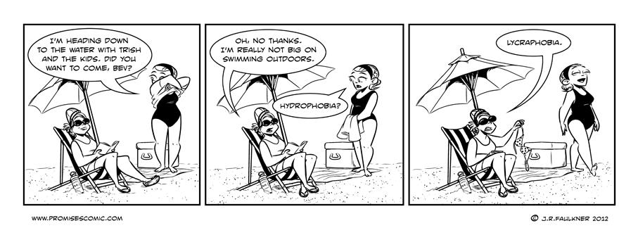 Bikini Anxiety