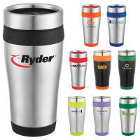 PCR-6709 Carmel 16-Oz. Travel Tumbler