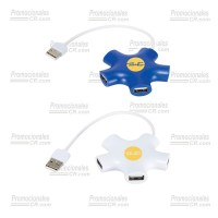 Multi-Puerto USB Estrella