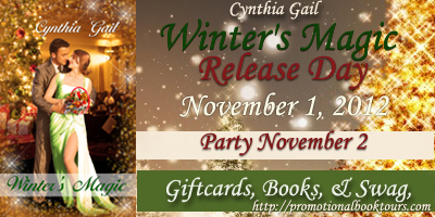 WintersMagicbadge1 Winters Magic Release Party   Win GCs Books and Swag!