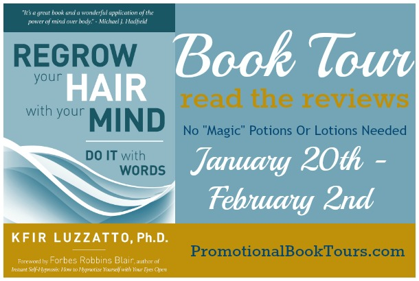 regrow your hair tour banner