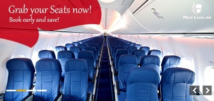 Promotion Thai Lion Air Add New Flights Chiang Mai Fly Started 515.-