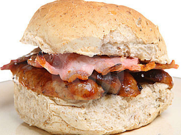sausage-and-bacon-sandwich