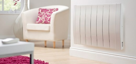 A Haverland RCWave radiator from Electric Radiators Direct