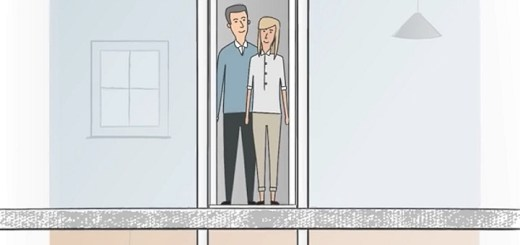 How a domestic lift from Stiltz Lifts works