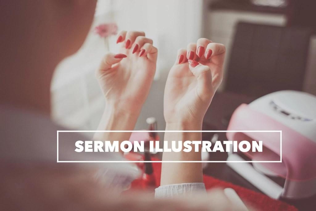 sermon illustration on doubt