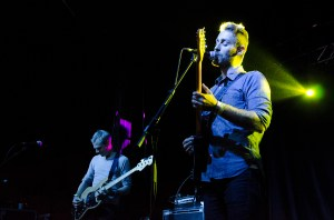 Photo by Billi Jo Hart/Prospectus News American Football headlines the 10th annual Pygmalion Festival in Champaign, on Sunday, September 28.