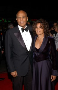 "Harry Belafonte attends the US premiere of ""Bobby"" at the AFI Fest 2006 Black Tie Opening Night Gala in Los Angeles, California, November 1, 2006. (Lionel Hahn/Abaca Press/MCT)"