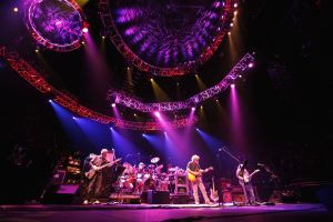 Photo courtesy of AP Photo/Richard Vogel, File The Dead, formerly the Grateful Dead, perform at the Forum in the Inglewood section of Los Angeles, Calif on May 9, 2009. Grateful Dead fans want Chicago's Soldier Field to allow a campout-style atmosphere during a weekend of concerts in July 2015 billed as the band's very last, but city officials say they won't be making that decision any time soon.
