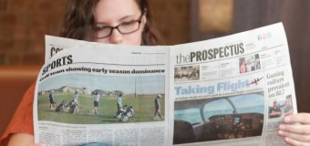 Are you reading this ?   The Prospectus changing ways to remain a relevant news source
