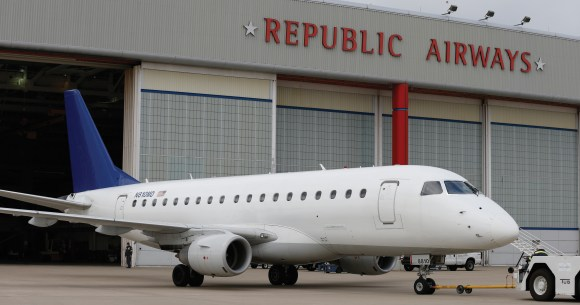 Republic Airways - Parkland Aviation Agreement