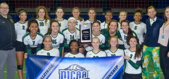 Cobra volleyball wins third title, second in two years