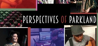 """Perspectives of Parkland Vol. 1"" coming soon"