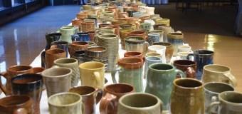 Giertz Gallery holds mug and dessert fundraiser
