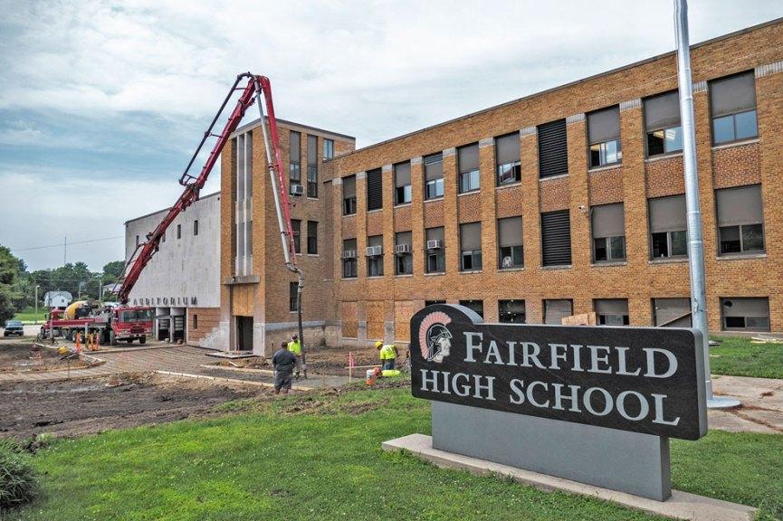Prosper Companies @ Fairfield High School