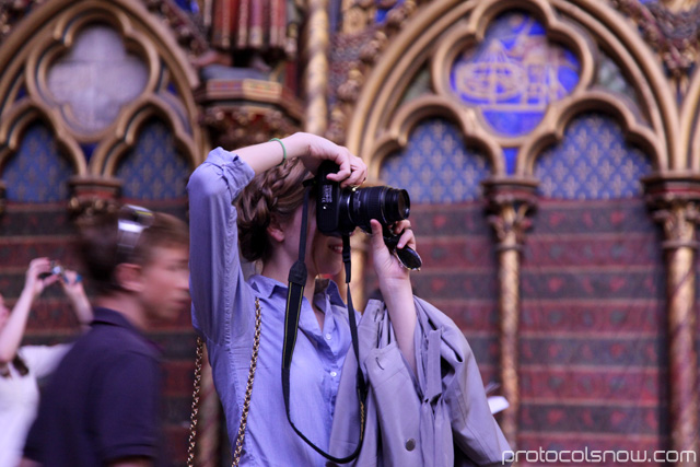 St. Chapelle photographer