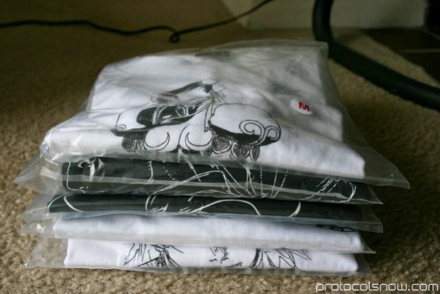 Street Fighter 4 Triumvir Capcom T-shirts