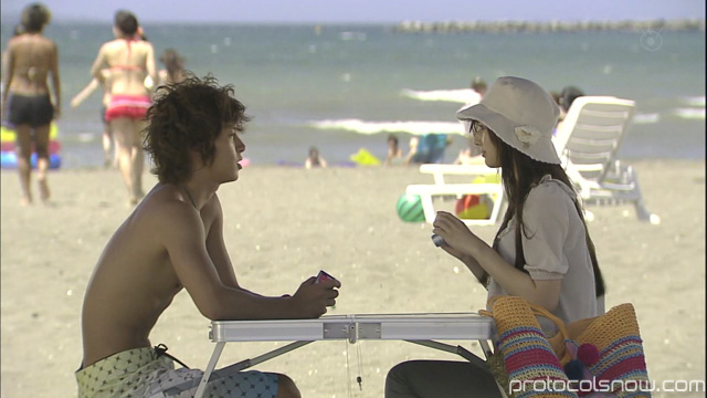 Buzzer Beat Japanese drama j-drama keiko kitagawa yamapi yamashita tomohisa