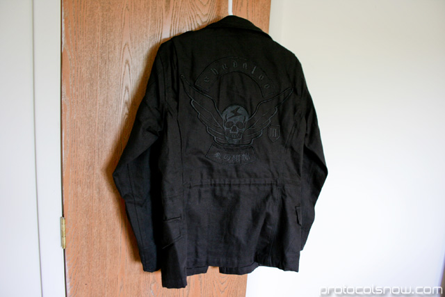 Triumvir Street Fighter Capcom M-65 Shadaloo collection jacket
