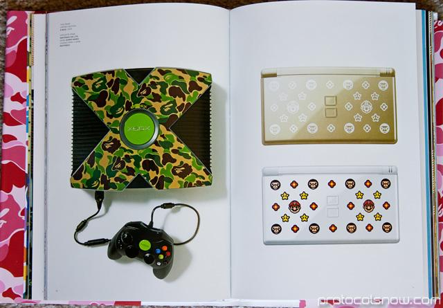 A Bathing Ape Bape Japanese catalog Xbox Nintendo DS Baby Milo limited