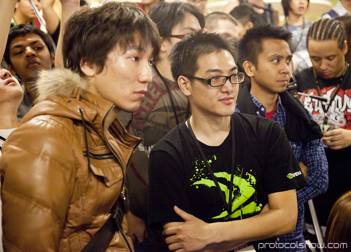 Season's Beatings V Redemption fighting game tournament Gamerbee Taiwan Super Street Fighter IV SSF4 Bruce Hsiang Daigo Umehara