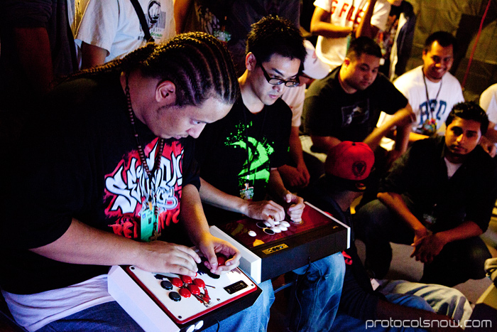 Season's Beatings V Redemption fighting game tournament Gamerbee Yipes Sabin Super Street Fighter IV