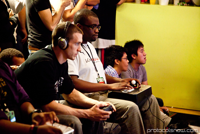 Season's Beatings V Redemption fighting game tournament Starnab DMG Inthul Super Street Fighter IV