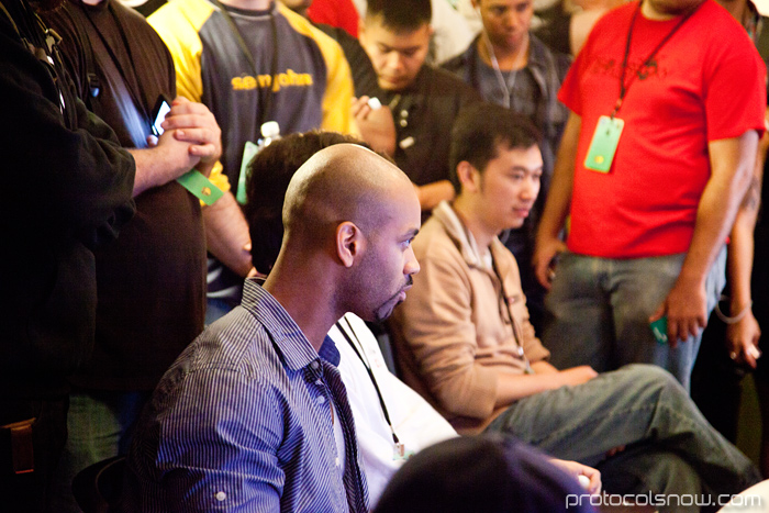 Season's Beatings V Redemption fighting game tournament Chris Hu Andre Lambert TwistedJago Super Street Fighter IV