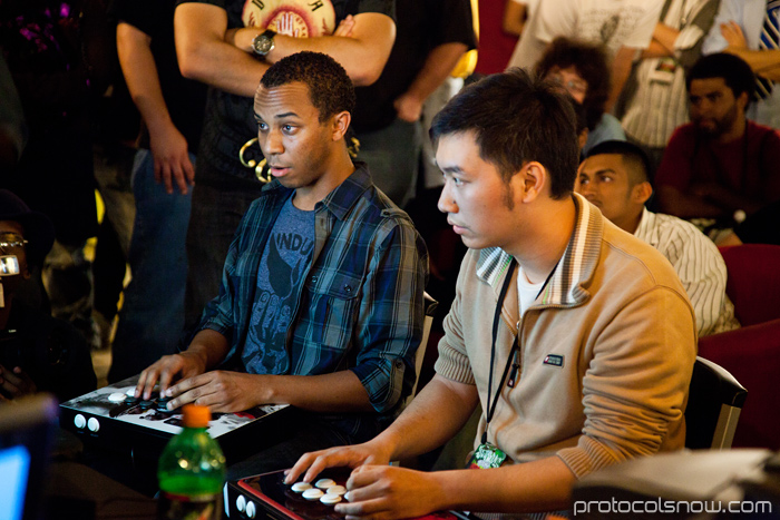 Season's Beatings V Redemption fighting game tournament Chris Hu Mike Ross Super Street Fighter IV