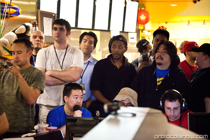 Season's Beatings V Redemption fighting game tournament Team Spooky Markman Madcatz James Chen Skisonic Super Street Fighter IV