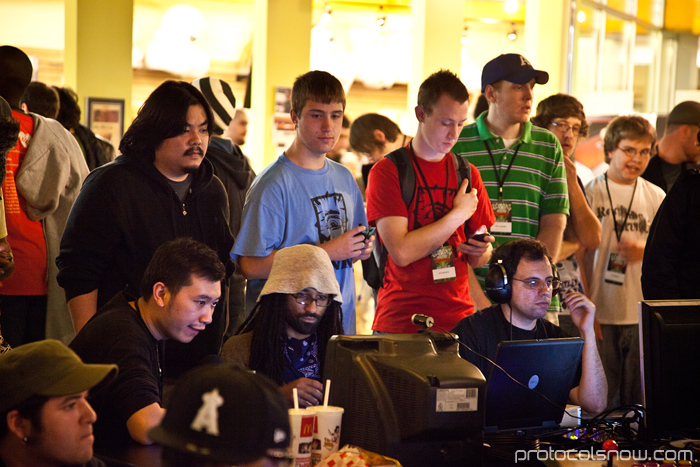 Season's Beatings V Redemption fighting game tournament Team Spooky Markman Madcatz Super Street Fighter IV