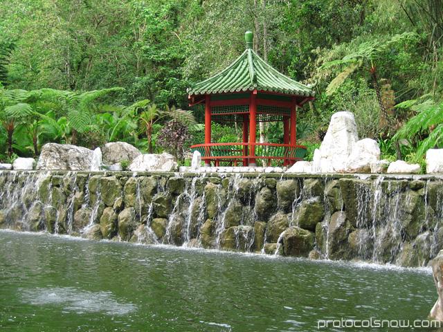 Taiwan spa hotel resort