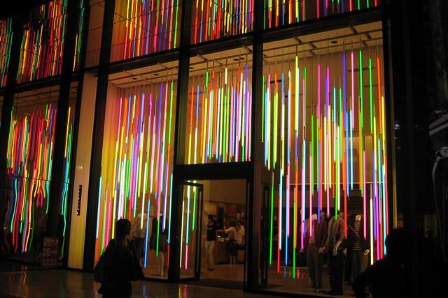Tokyo Japan Louis Vuitton store