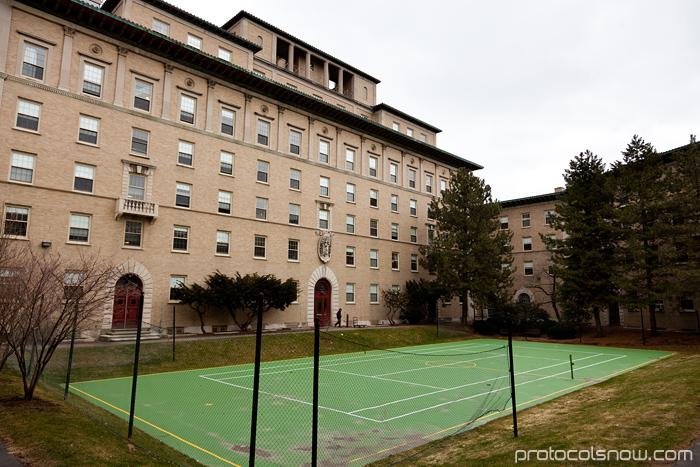 Harvard Medical School student dorms