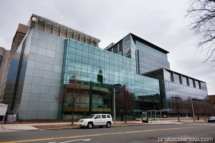 Harvard Medical School Research Building