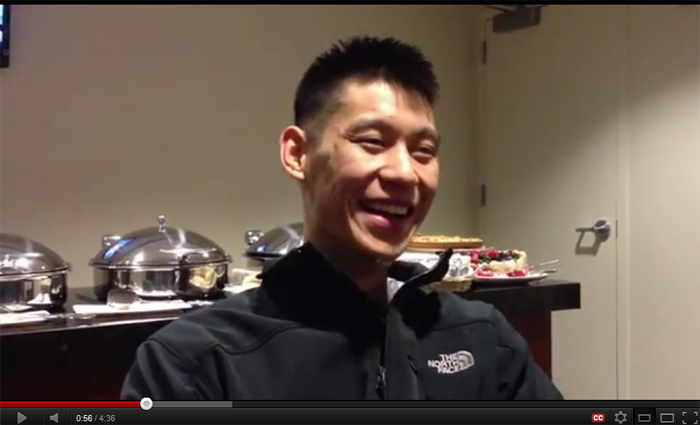 Jeremy Lin Linsanity Taiwanese-American New York Knicks NBA basketball Harvard University