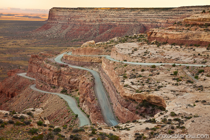 Moki Dugway Utah roadtrip