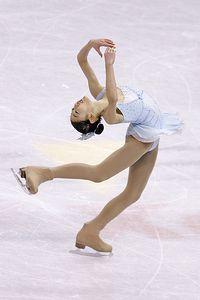 Mirai Nagasu Arcadia SoCal figure skater