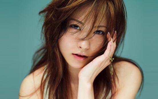 melody. Japanese singer J-pop