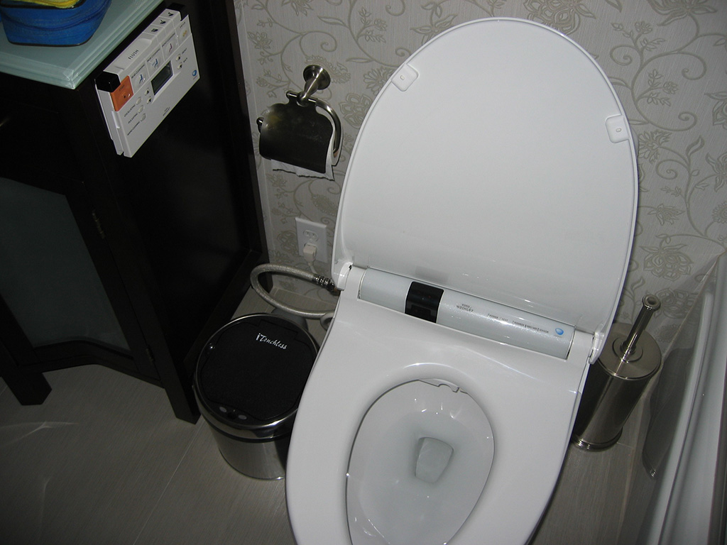 Toto Washlet S400 At Protocol Snow