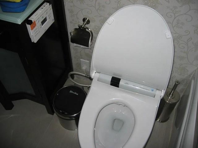 Toto Washlet Japanese fancy toilet bidet