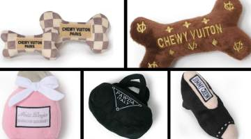 designer-inspired-dog-toys