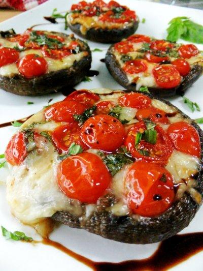 baked portobello mushroom recipes in oven